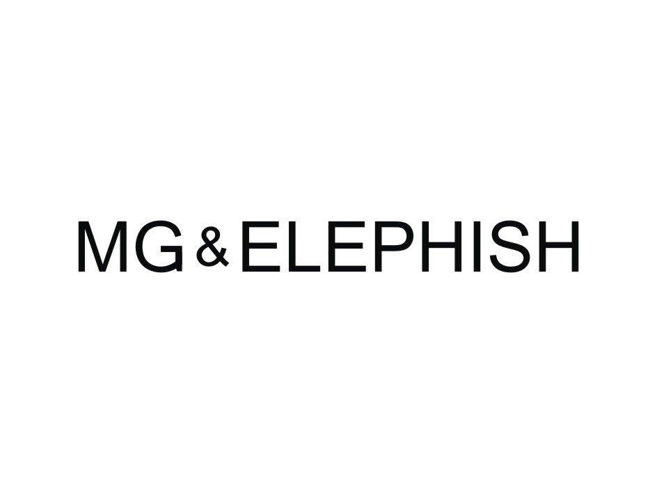 Trademark Logo MG & ELEPHISH