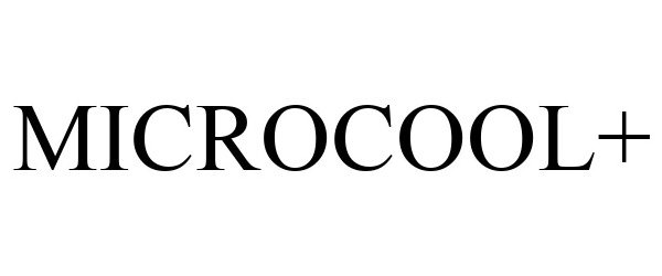 Trademark Logo MICROCOOL+