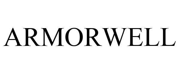 Trademark Logo ARMORWELL