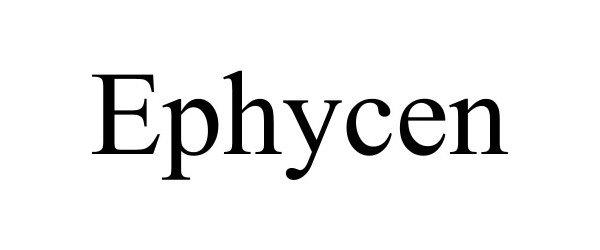 Trademark Logo EPHYCEN