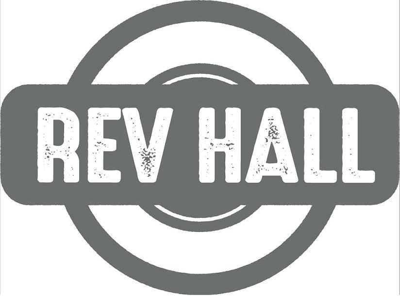 Trademark Logo REV HALL