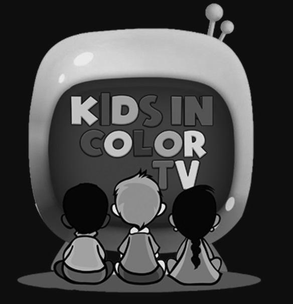 Trademark Logo KIDS IN COLOR TV