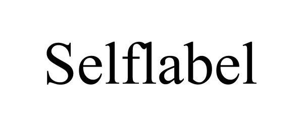 Trademark Logo SELFLABEL