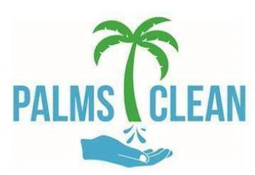 Trademark Logo PALMS CLEAN