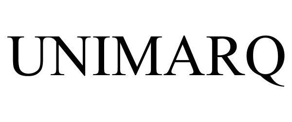 Trademark Logo UNIMARQ