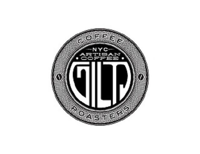 Trademark Logo GILT COFFEE ROASTERS NYC ARTISAN COFFEE