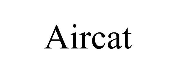 Trademark Logo AIRCAT