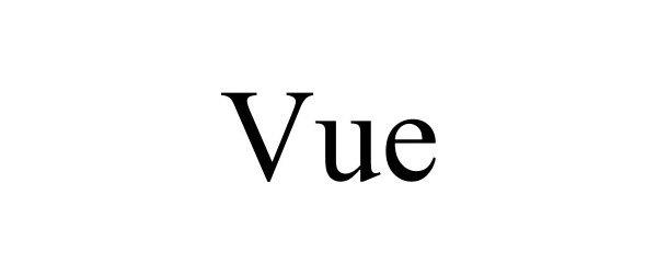 Trademark Logo VUE