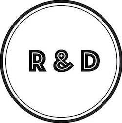 Trademark Logo R & D