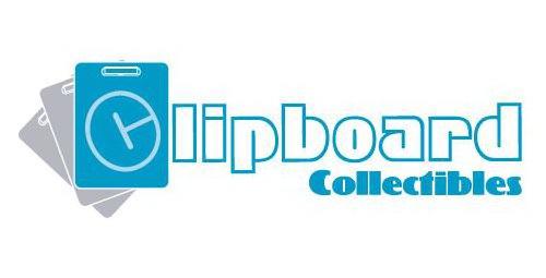 Trademark Logo CLIPBOARD COLLECTIBLES