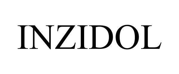 Trademark Logo INZIDOL