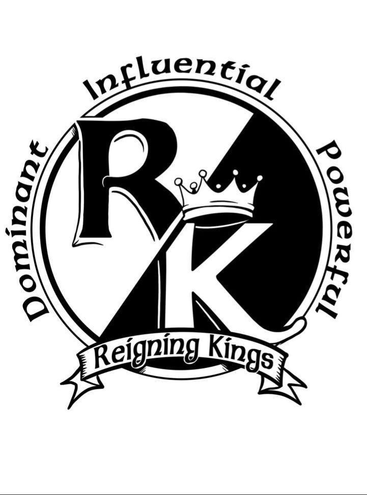 Trademark Logo REIGNING KINGS, DOMINANT, INFLUENTIAL POWERFUL