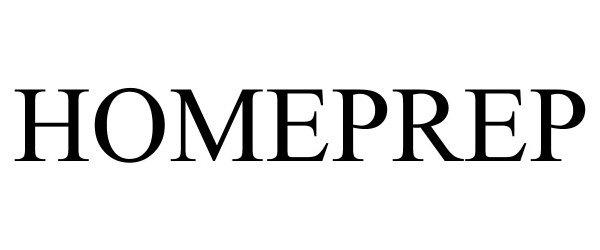 Trademark Logo HOMEPREP