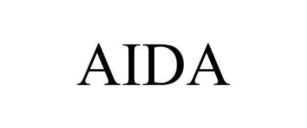 Trademark Logo AIDA