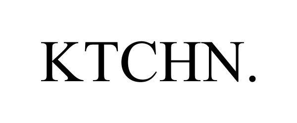 Trademark Logo KTCHN.