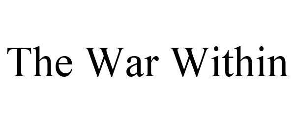 Trademark Logo THE WAR WITHIN