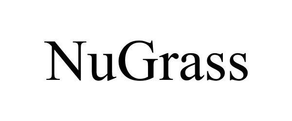 Trademark Logo NUGRASS