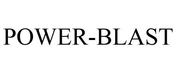 Trademark Logo POWER-BLAST