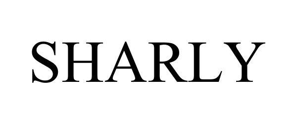 Trademark Logo SHARLY