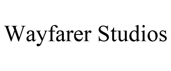 Trademark Logo WAYFARER STUDIOS