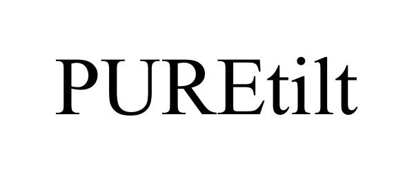 Trademark Logo PURETILT