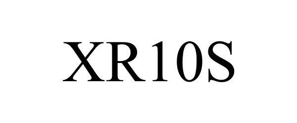 Trademark Logo XR10S