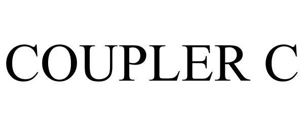 Trademark Logo COUPLER C
