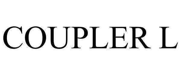 Trademark Logo COUPLER L