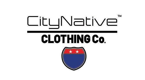 Trademark Logo CITYNATIVE CLOTHING CO.