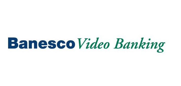 Trademark Logo BANESCO VIDEO BANKING