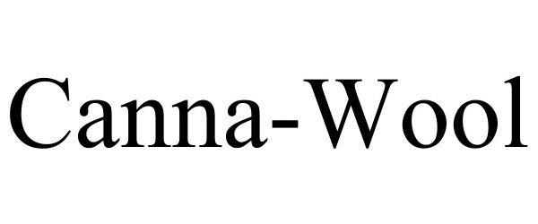 Trademark Logo CANNA-WOOL