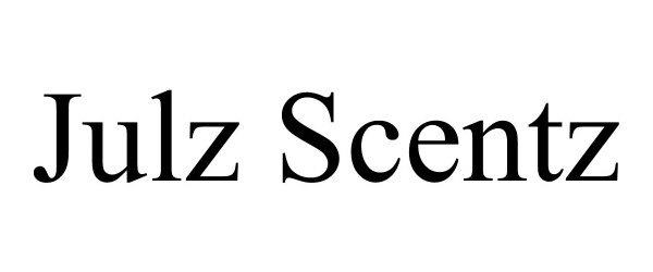 Trademark Logo JULZ SCENTZ