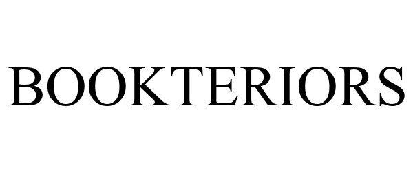 Trademark Logo BOOKTERIORS