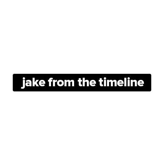 Trademark Logo JAKE FROM THE TIMELINE