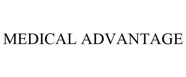 Trademark Logo MEDICAL ADVANTAGE