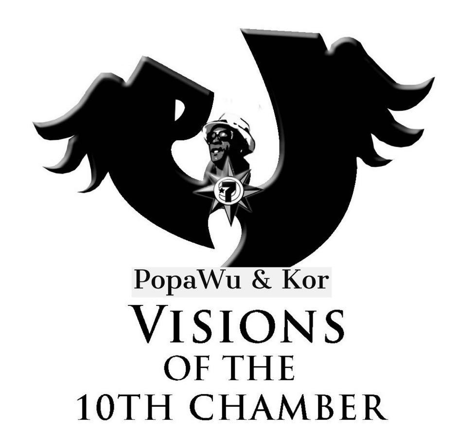 Trademark Logo APW 7 POPAWU & KOR VISIONS OF THE 10TH CHAMBER