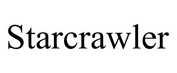 Trademark Logo STARCRAWLER