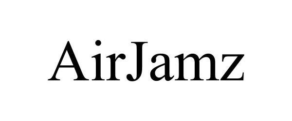 Trademark Logo AIRJAMZ