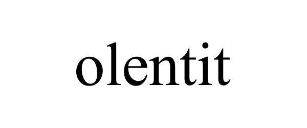 Trademark Logo OLENTIT