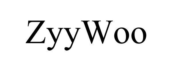 Trademark Logo ZYYWOO