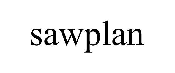 Trademark Logo SAWPLAN