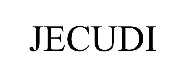 Trademark Logo JECUDI