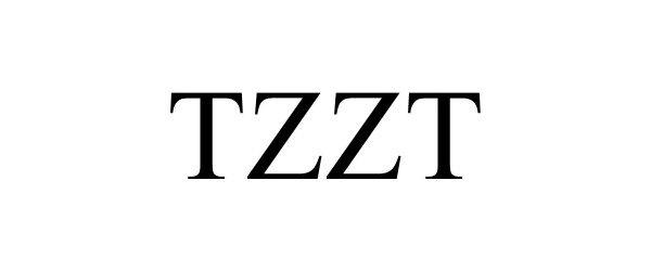 Trademark Logo TZZT