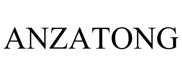 Trademark Logo ANZATONG