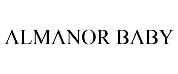 Trademark Logo ALMANOR BABY