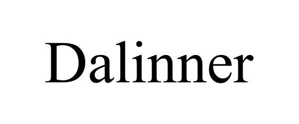 Trademark Logo DALINNER
