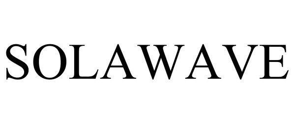 Image result for solawave logo