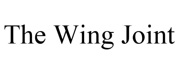THE WING JOINT