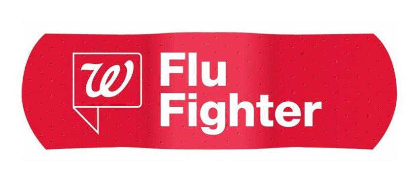 Trademark Logo W FLU FIGHTER