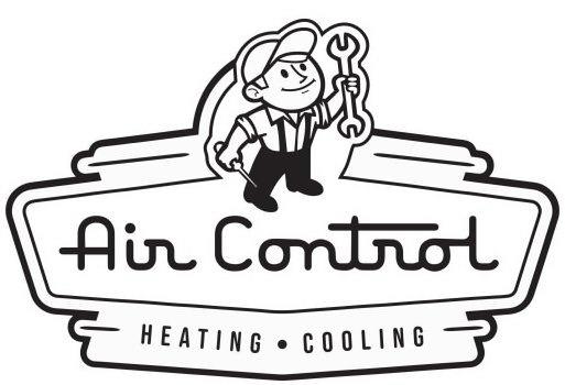 Trademark Logo AIR CONTROL HEATING COOLING
